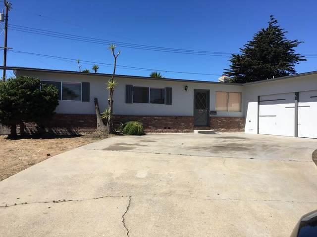 234 Mcculloch Cir, Marina, CA 93933 (#ML81826396) :: The Kulda Real Estate Group