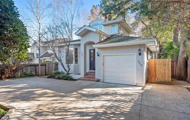 759 Harvard Ave, Menlo Park, CA 94025 (#ML81826426) :: Alex Brant
