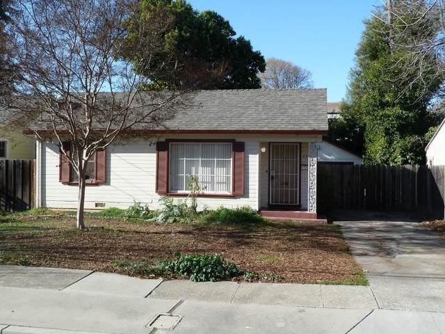 439 Harrison Ave, Campbell, CA 95008 (#ML81826434) :: Intero Real Estate