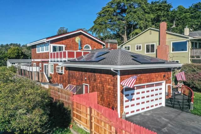 223 Francisco St, El Granada, CA 94018 (#ML81826439) :: The Kulda Real Estate Group