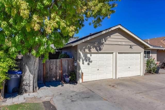 509 N Fair Oaks Ave, Sunnyvale, CA 94085 (#ML81826440) :: RE/MAX Gold