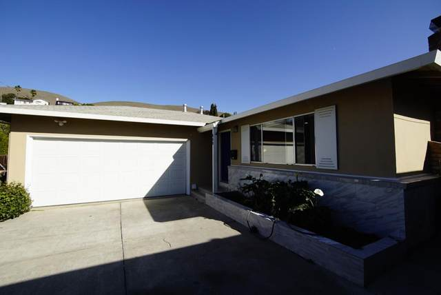 553 Mildred Pl, Hayward, CA 94544 (#ML81826484) :: Intero Real Estate