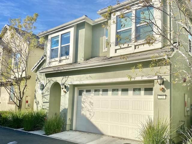 721 Cornerstone Ln, San Jose, CA 95123 (#ML81826514) :: Schneider Estates