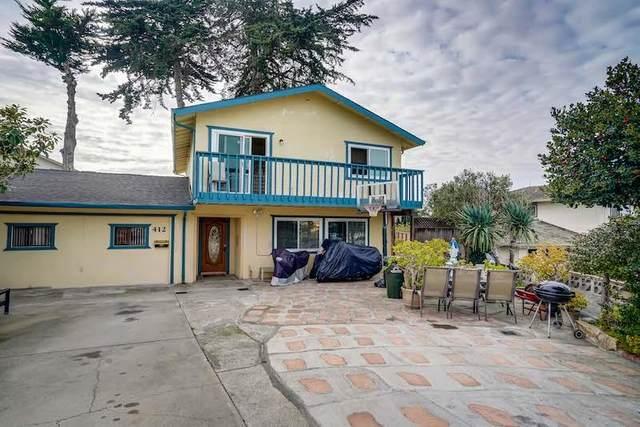 412 Tamara Ct, Marina, CA 93933 (#ML81826517) :: The Sean Cooper Real Estate Group