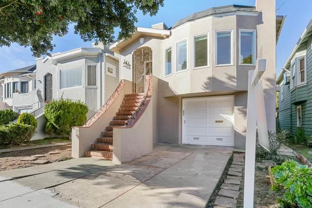 1211 26th Ave, San Francisco, CA 94122 (#ML81826541) :: Intero Real Estate