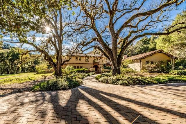 11 Garzas Trl, Carmel, CA 93923 (#ML81826542) :: The Sean Cooper Real Estate Group