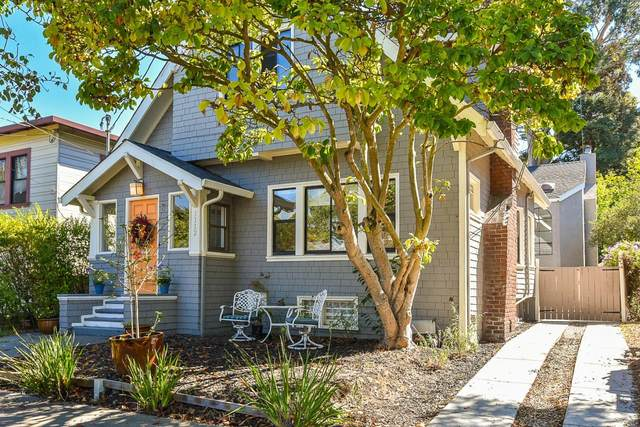 1112 Chaucer St 1112-1114, Berkeley, CA 94702 (#ML81826565) :: Real Estate Experts