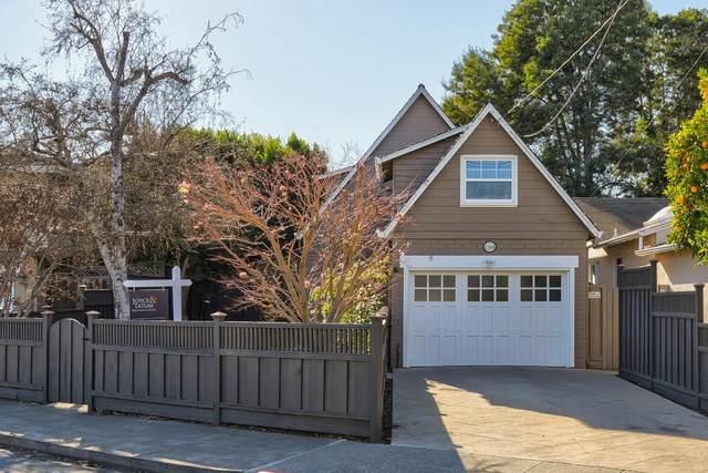 1368 Elm St, San Carlos, CA 94070 (#ML81826586) :: Real Estate Experts