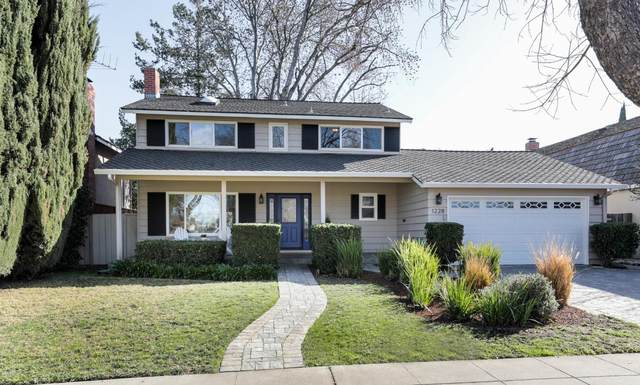 1228 Brenton Ave, San Jose, CA 95129 (#ML81826604) :: The Goss Real Estate Group, Keller Williams Bay Area Estates