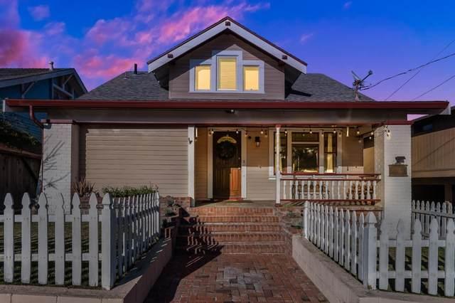 882 W Franklin St, Monterey, CA 93940 (#ML81826619) :: The Sean Cooper Real Estate Group