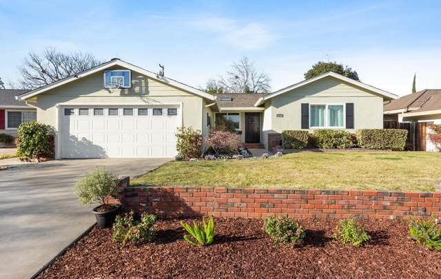 1547 Brenner Way, San Jose, CA 95118 (#ML81826638) :: The Goss Real Estate Group, Keller Williams Bay Area Estates