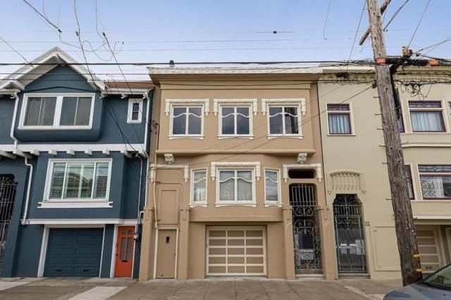 547 19th Ave, San Francisco, CA 94121 (#ML81826646) :: The Gilmartin Group