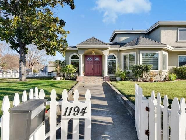 1194 N Monroe St, San Jose, CA 95128 (#ML81826662) :: The Goss Real Estate Group, Keller Williams Bay Area Estates