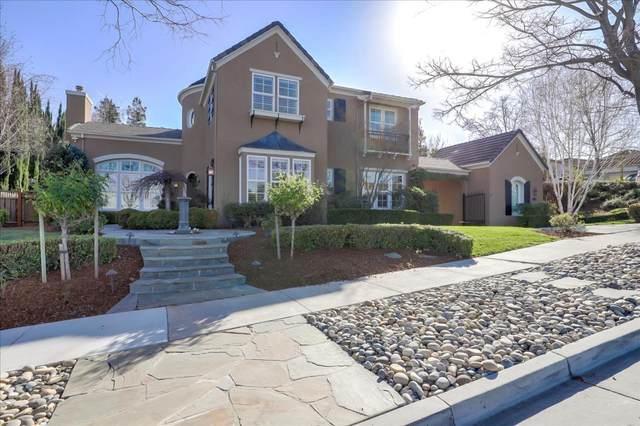 2322 Larkspur Canyon Dr, San Jose, CA 95138 (#ML81826685) :: The Goss Real Estate Group, Keller Williams Bay Area Estates