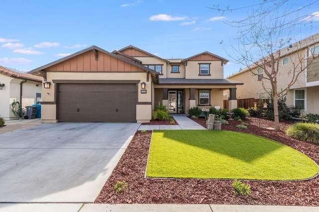 203 Sundance Dr, Hollister, CA 95023 (#ML81826702) :: The Kulda Real Estate Group