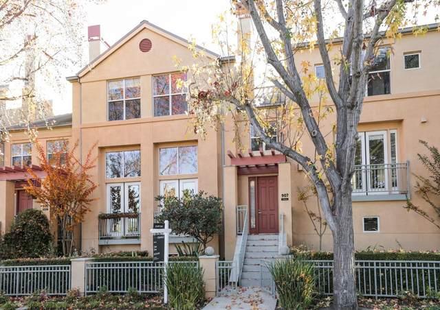 907 Camille Ln, Mountain View, CA 94040 (#ML81826723) :: The Goss Real Estate Group, Keller Williams Bay Area Estates