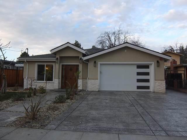 881 Shirley Ave, Sunnyvale, CA 94086 (#ML81826761) :: The Goss Real Estate Group, Keller Williams Bay Area Estates