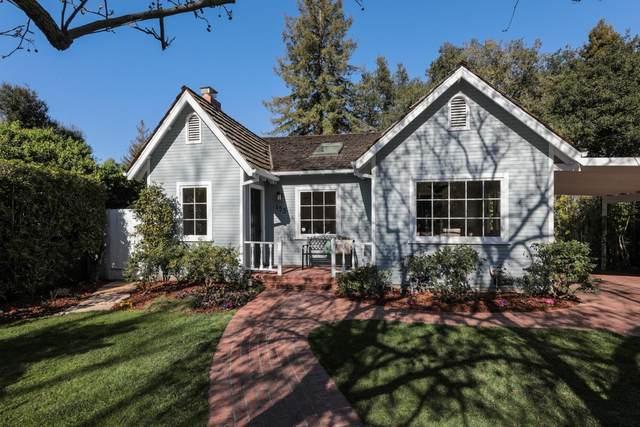 153 Del Monte Ave, Los Altos, CA 94022 (#ML81826778) :: Intero Real Estate