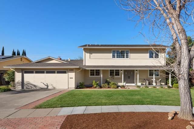 1465 Newfoundland Dr, Sunnyvale, CA 94087 (#ML81826796) :: The Goss Real Estate Group, Keller Williams Bay Area Estates