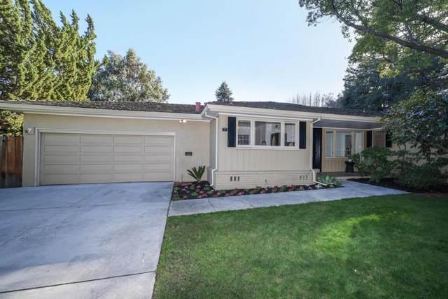 7 Cheryl Pl, Menlo Park, CA 94025 (#ML81826817) :: Real Estate Experts
