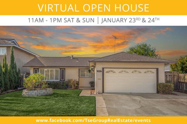 1271 Stellar Way, Milpitas, CA 95035 (#ML81826829) :: The Goss Real Estate Group, Keller Williams Bay Area Estates