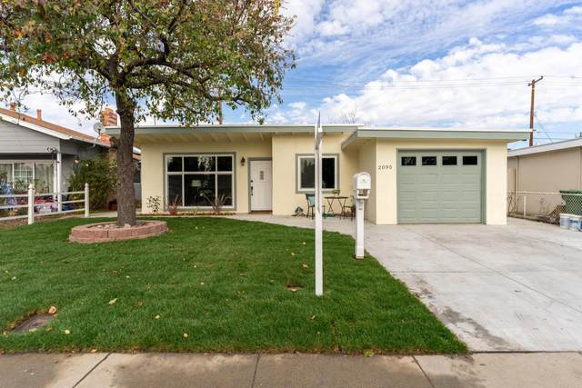 2095 Main St, Santa Clara, CA 95050 (#ML81826884) :: The Goss Real Estate Group, Keller Williams Bay Area Estates