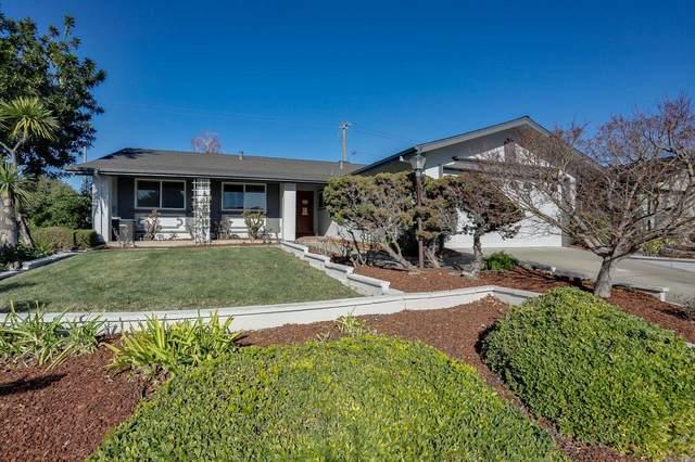 501 Hendon Ct, Sunnyvale, CA 94087 (#ML81826905) :: The Goss Real Estate Group, Keller Williams Bay Area Estates