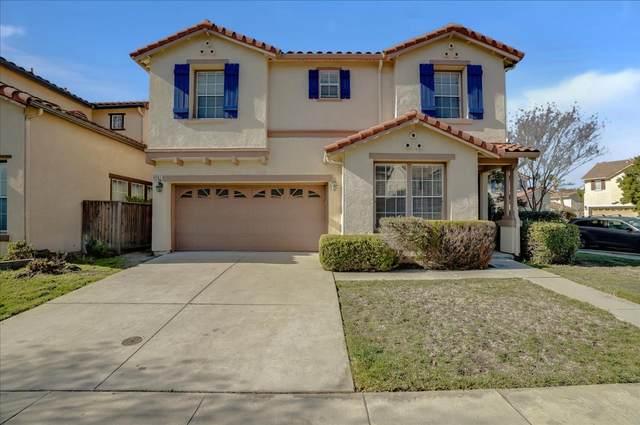 5561 Cooney Pl, San Jose, CA 95123 (#ML81826913) :: Schneider Estates