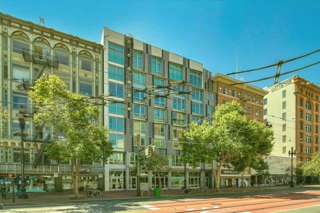 1075 Market St 301, San Francisco, CA 94103 (#ML81826917) :: Real Estate Experts