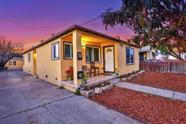 1679 E San Fernando St, San Jose, CA 95116 (#ML81826925) :: Intero Real Estate