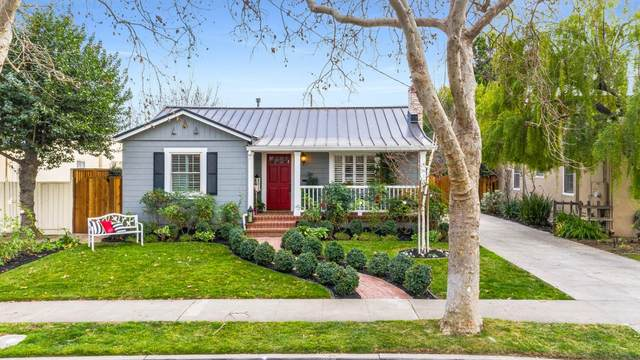 1058 Bennett Way, San Jose, CA 95125 (#ML81826931) :: The Goss Real Estate Group, Keller Williams Bay Area Estates