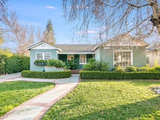 1152 El Abra Way, San Jose, CA 95125 (#ML81826938) :: Strock Real Estate