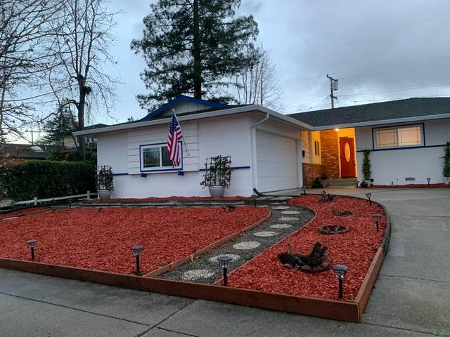 7124 Phyllis Ave, San Jose, CA 95129 (#ML81826942) :: RE/MAX Gold