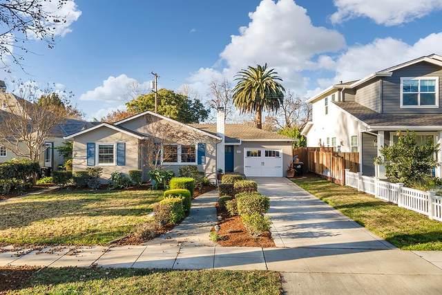 1801 Johnston Ave, San Jose, CA 95125 (#ML81826947) :: Strock Real Estate