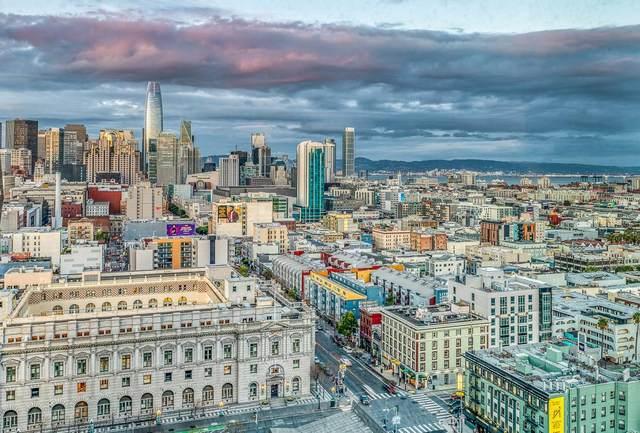 1160 Mission St 1812, San Francisco, CA 94103 (MLS #ML81826958) :: Compass