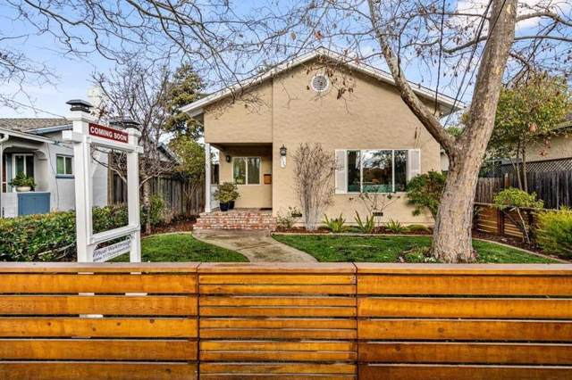 1175 Cleveland St, Redwood City, CA 94061 (#ML81826974) :: Real Estate Experts