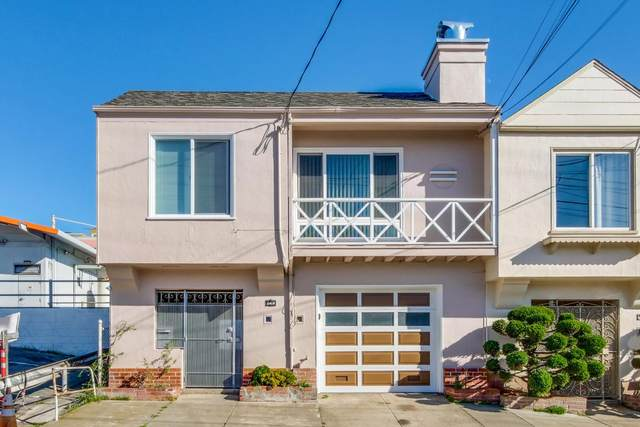 2418 29th Ave, San Francisco, CA 94116 (#ML81826981) :: The Goss Real Estate Group, Keller Williams Bay Area Estates