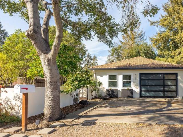 820 Chimalus Dr, Palo Alto, CA 94306 (#ML81827005) :: The Kulda Real Estate Group