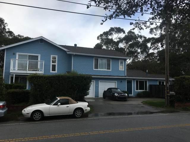 407 - 409 12th Ave, Santa Cruz, CA 95062 (#ML81827015) :: Strock Real Estate