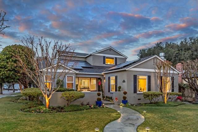 1163 El Abra Way, San Jose, CA 95125 (#ML81827035) :: Real Estate Experts