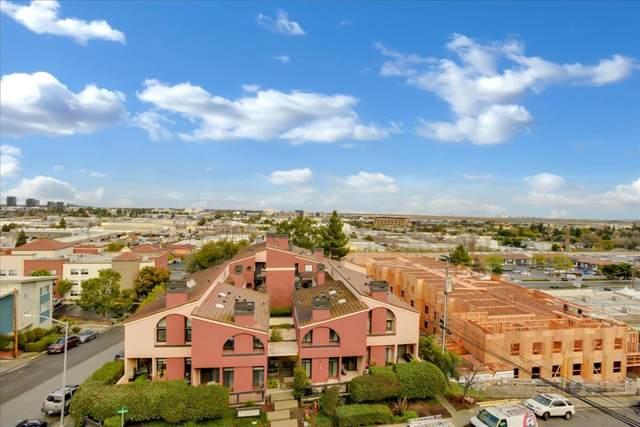 1 Elm St 401, San Carlos, CA 94070 (#ML81827054) :: Intero Real Estate