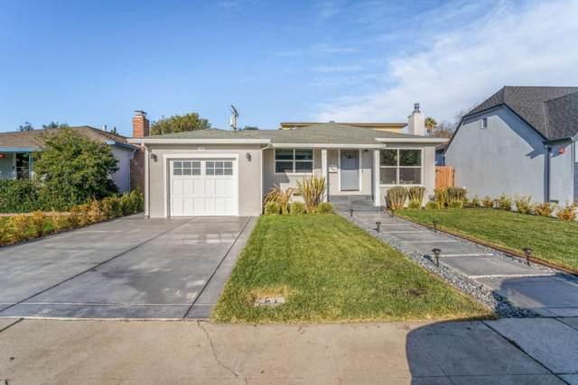 505 Poinsettia Ave, San Mateo, CA 94403 (#ML81827069) :: The Gilmartin Group