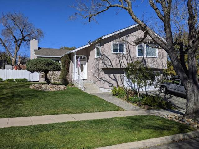 2602 Briarfield Ave, Redwood City, CA 94061 (#ML81827073) :: The Gilmartin Group