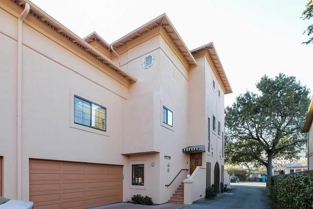 50 Loyola Ave, Menlo Park, CA 94025 (#ML81827088) :: The Gilmartin Group