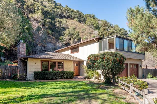 8 Paso Del Rio, Carmel Valley, CA 93924 (MLS #ML81827104) :: Compass