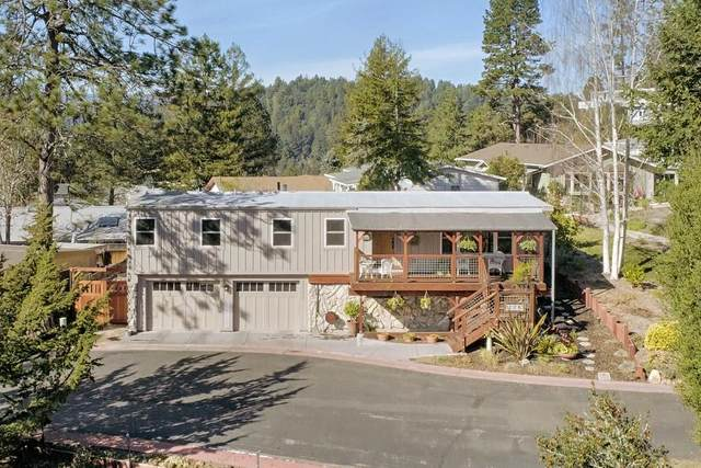 552 Bean Creek Rd 136, Scotts Valley, CA 95066 (#ML81827135) :: Real Estate Experts