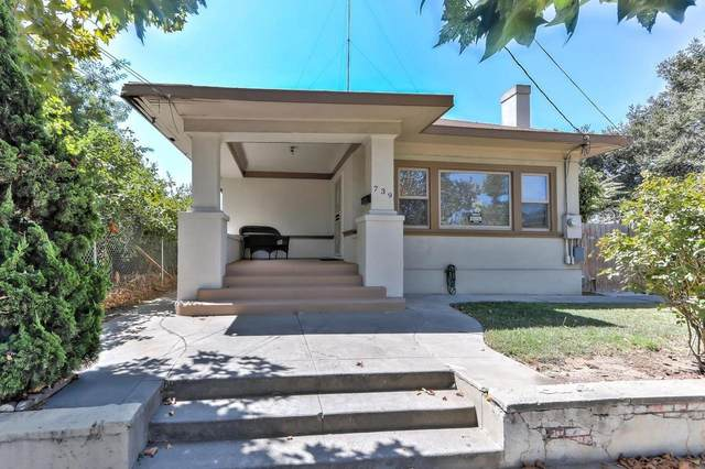 739 S 5th St, San Jose, CA 95112 (#ML81827154) :: Real Estate Experts