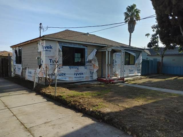 950 N 4th St, San Jose, CA 95112 (#ML81827163) :: Real Estate Experts