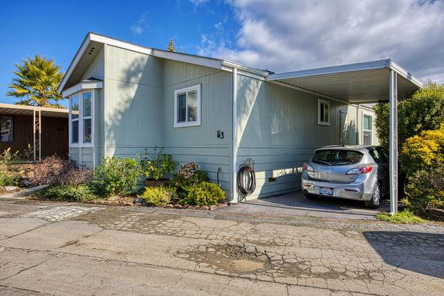 4300 Soquel Dr 53, Soquel, CA 95073 (#ML81827165) :: Real Estate Experts
