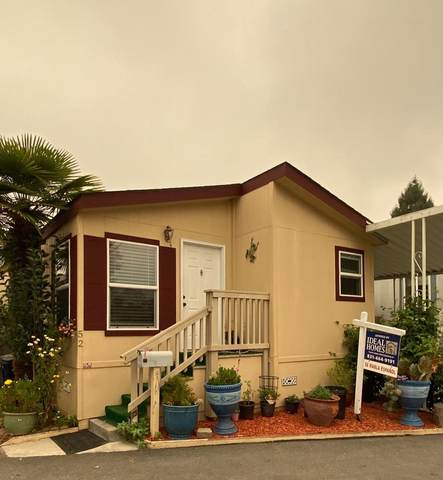 930 Rosedale Ave 52, Capitola, CA 95010 (#ML81827189) :: Real Estate Experts